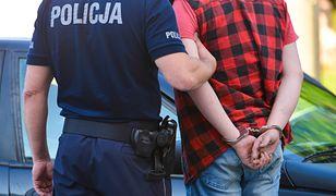 Zatrzymany przez funkcjonariuszy roztargniony mężczyzna najbliższe miesiące spędzi w więzieniu