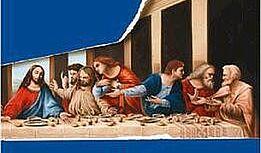 Kod Leonarda Da Vinci (okładka niebieska)