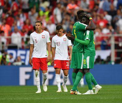 Polska przegrała z Senegalem 1:2