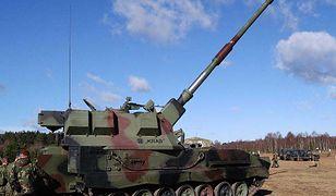 Kończą się testy polowe polskiej armatohaubicy KRAB