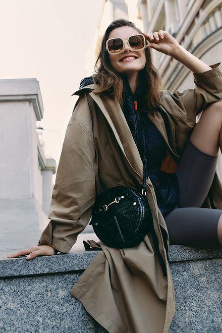 Monika Jagaciak w street style'owych stylizacjach z butami Jenny Fairy od CCC!