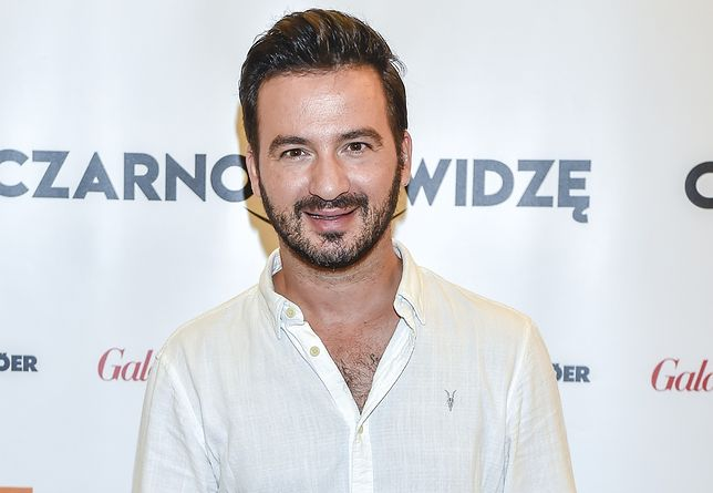 Stefano Terrazzino przez taniec związał się z Polską