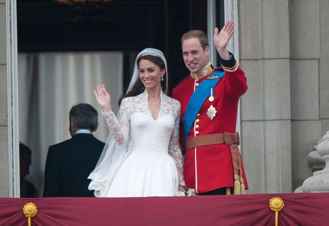 Kate Middleton i książę William będą świętować 10. rocznicę ślubu