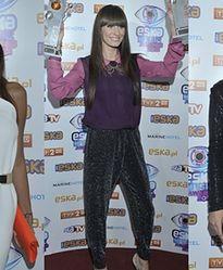 Gwiazdy w Kołobrzegu na Eska Music Awards 2012