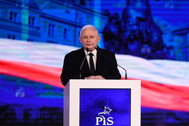 Jarosław Kaczyński uważa, że PiS będzie partią na pokolenia