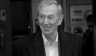 Des O'Connor. Legendarny prowadzący brytyjskiej tv nie żyje. Odszedł we śnie
