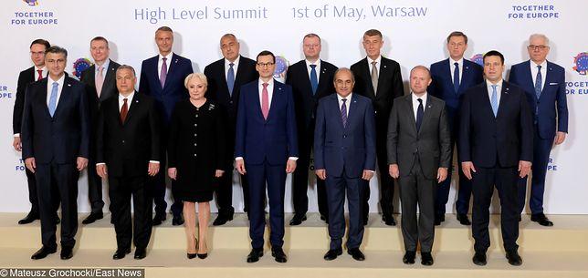 1 maja do Polski przyjechali przedstawiciele europejskich państw