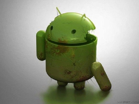 "Android musi ""mulić""? Nie musi, ale muli..."