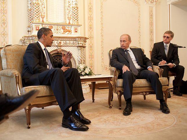 Putin: internet to projekt CIA