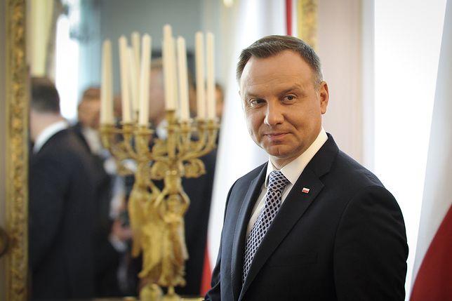 Wybory 2020. Prezydent Andrzej Duda nie zgodził się na debatę TVN, TVN24, WP i Onet.