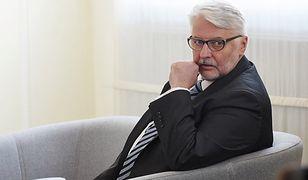 Witold Waszczykowski: uruchomimy procedurę skargi ws. wraku