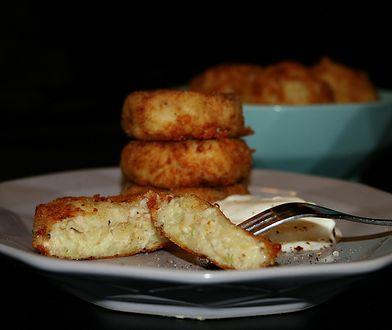 Kotleciki ziemniaczane z kurczakiem. Prosty sposób na obiad