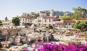 Ateny są nie tylko ciekawe, dodatkowo bardzo ważny pod względem historycznym