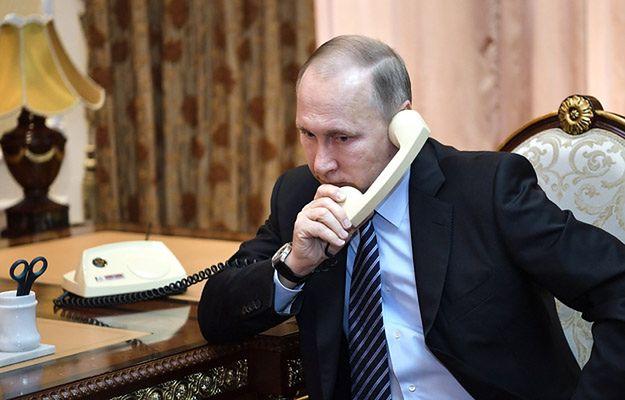 Putin: niewłaściwy projekt, całkowicie niewłaściwy. Nie pomoże w rozwiązaniu konfliktu w Syrii