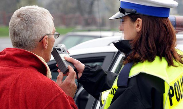 W weekend zatrzymano blisko 1 000 pijanych kierowców