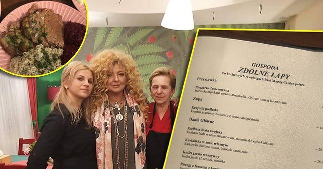 Magda Gessler przemianowała Chicken Flow na Gospodę Zdolne Łapy, finałowa kolacja odbyła się 14 lutego