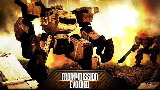 Trailer: Front Mission Evolved