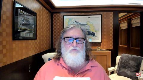 Ruszył festiwal Steam Next. Gabe Newell aż zaklął z zachwytu