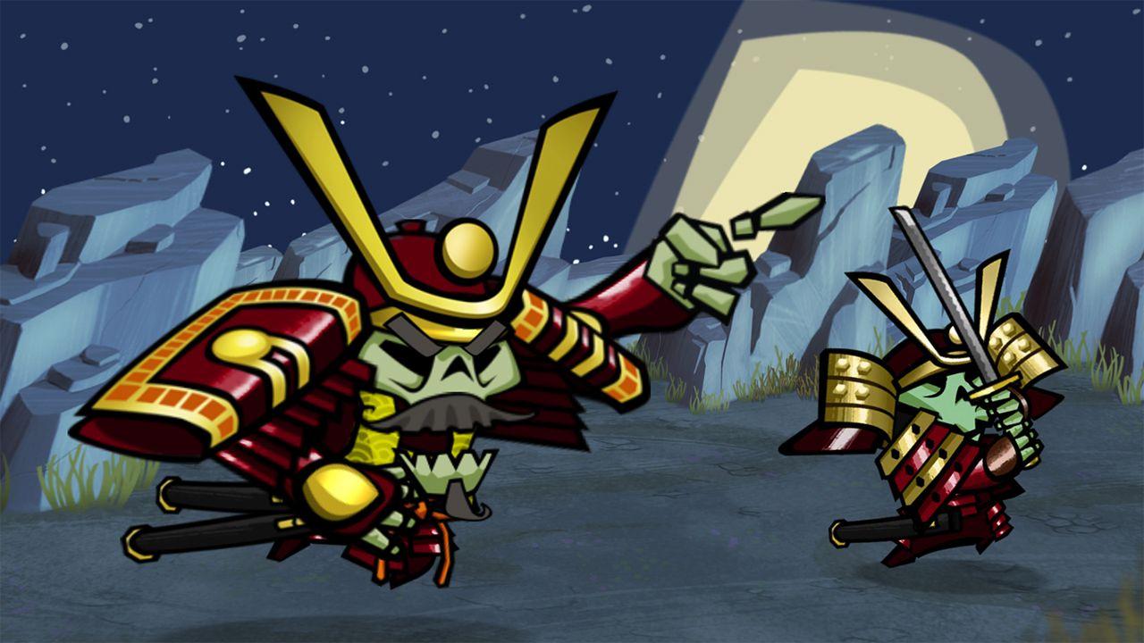 Skulls of the Shogun wylądowało na iSprzętach