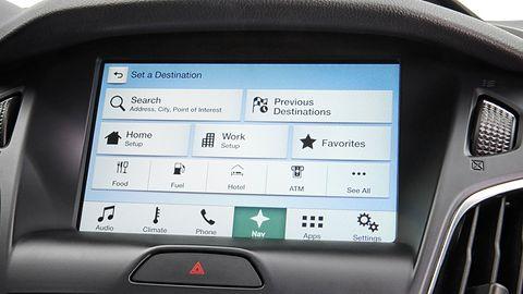 Ford porzucił rozwiązania Microsoftu. SYNC 3 wykorzystuje system od BlackBerry