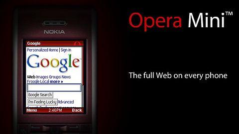 Opera Mini będzie domyślną przeglądarką na Nokiach