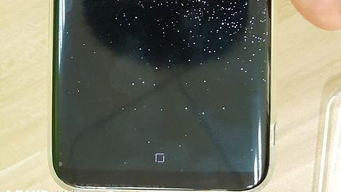 Samsung Galaxy S8: filmik, zdjęcia, przycisk home i przycisk Bixby