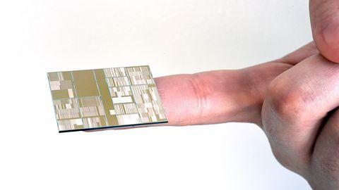 IBM pokazuje krzemowy czip 5 nm – tam na dole jest jeszcze dużo miejsca