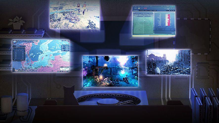 Strumieniowanie gier między komputerami ze Steam już dostępne, działa nieźle