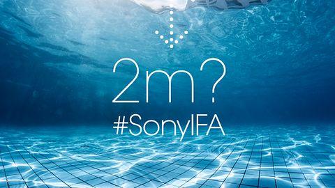 Sony chce trafić na ręce klientów z wodoodpornym zegarkiem i bransoletką