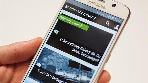 Samsung naprawia wycieki pamięci w Galaxy S6 i S6 Edge