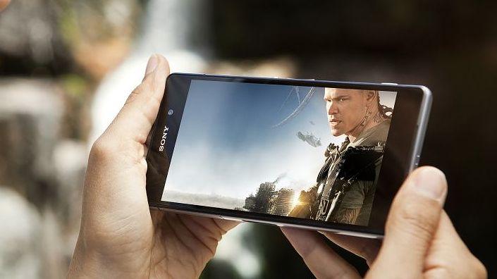 Sony na MWC: ekran o szerokiej gamie kolorów w Xperii Z2 i opaska monitorująca… wszystko