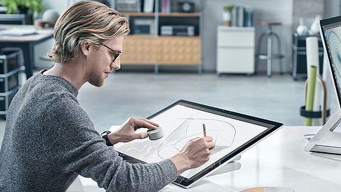 Microsoft Surface Dial, czyli wielki powrót analogowego pokrętła #MicrosoftEvent