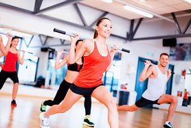 Body pump - charakterystyka zajęć, przykładowe ćwiczenia