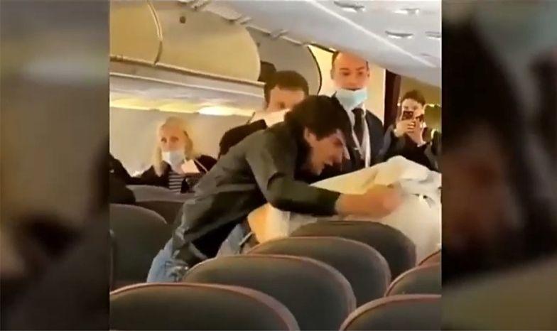 Bójka na pokładzie rosyjskich linii lotniczych