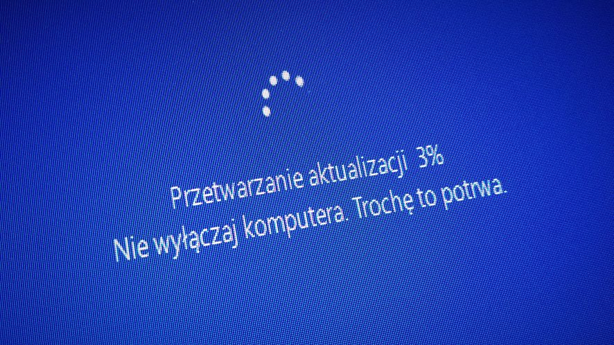 Windows 10 po aktualizacji ma kolejne problemy z działaniem, fot. Oskar Ziomek