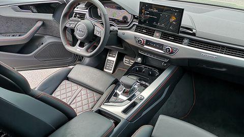 Audi A5 Sportback: Aplikacja MyAudi, wirtualny kokpit i Android Auto