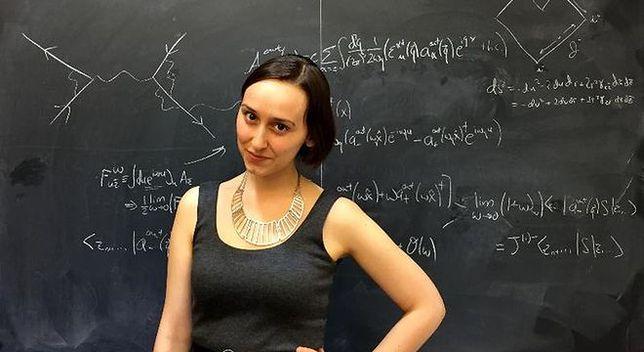 """Sabrina Pasterski. Dwudziestolatka, o której mówią """"geniusz w spódnicy"""""""