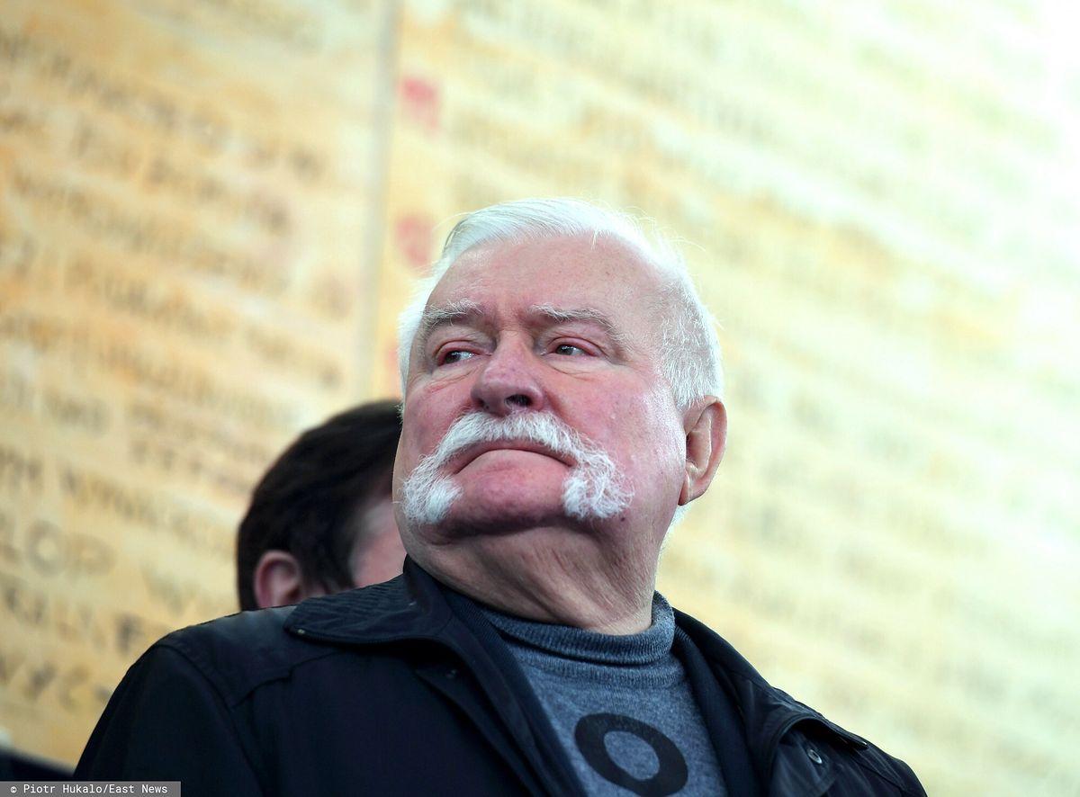 Prezydent Lech Wałęsa musi przeprosić
