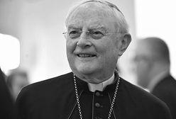 Abp Henryk Hoser nie żyje. Jest głos z Konferencji Episkopatu Polski