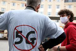 """Sieć 5G i protesty w Polsce. Powstał rządowy zespół """"egzorcystów"""" telekomunikacyjnych"""