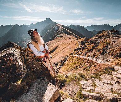 Zdjęcia góral z Zakopanego zapierają dech w piersiach