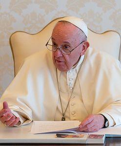 Prokuratura zbada słowa papieża Franciszka. W tle obraza uczuć religijnych