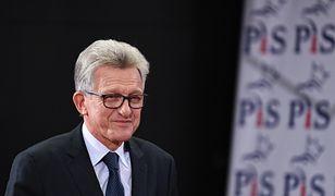 Stanisław Piotrowicz: W wyjątkowej sytuacji marszałek nie odmówiłby lotu obywatelowi