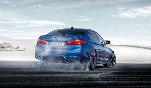 BMW M5 ma napęd na cztery koła, ale można go wyłączyć