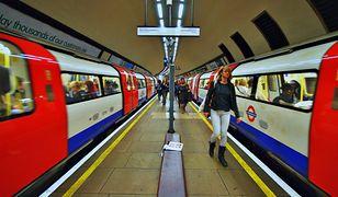Wielka Brytania - strajk londyńskiego metra