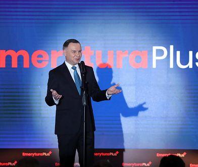 Do głosowania w wyborach prezydenckich jest uprawnionych blisko 10 mln emerytów i rencistów.