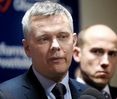 Tomasz Siemoniak i Borys Budka