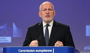 Frans Timmermans, wiceprzewodniczący KE