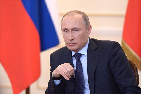 Władimir Putin na konferencji prasowej ws. sytuacji na Ukrainie, 4 marca
