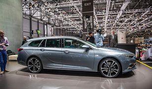 Opel Insignia Grand Sport i Sports Tourer - zobacz te wozy prosto z Genewy